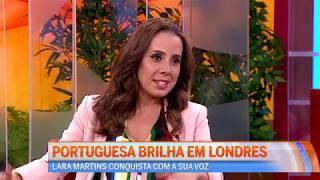 Interview at CMTV with Eunice Maia e Nuno Eiró