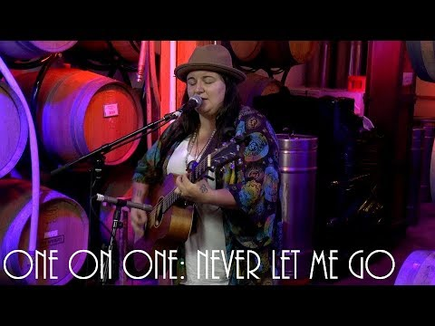Cellar Sessions: Christina Holmes - Never Let Me Go May 31st, 2019 City Winery New York