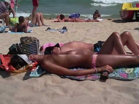 sunny beach bulgaria nude