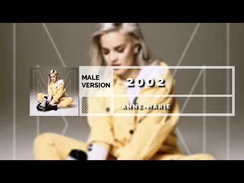 Anne-Marie - 2002 (Male Version)