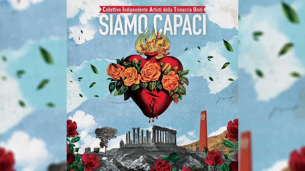 "Massacre of Capaci, Roy Paci and 30 Sicilian artists sing ""Capaci di dire no"""