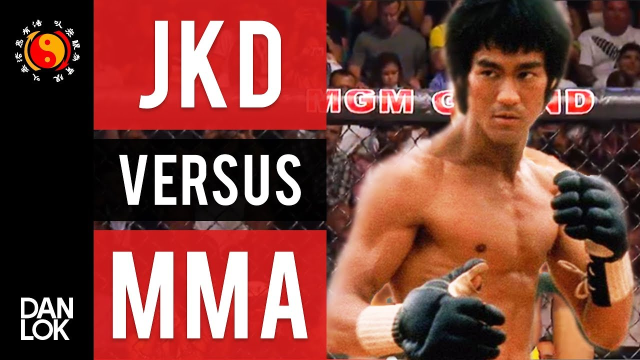 is jeet kune do effective in mma
