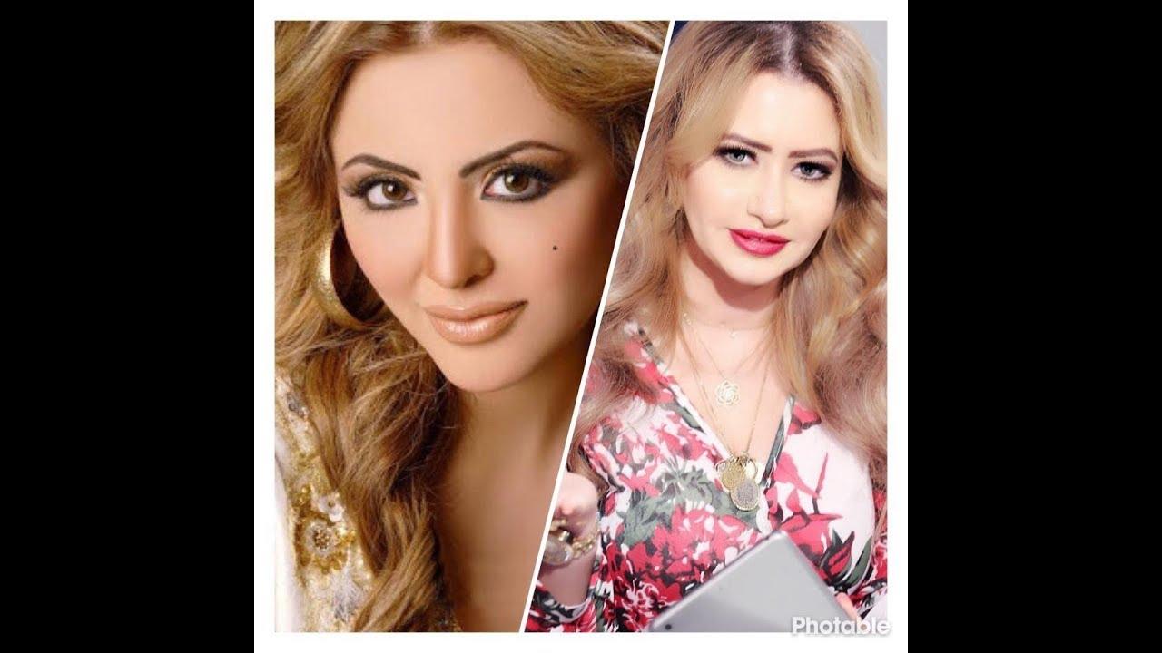 مي العيدان تكشف لأول مره اسباب اختفاء زينة كرم Youtube