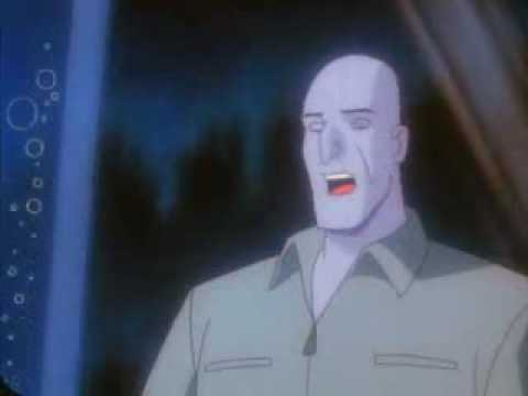"Mr. Freeze ""Heart of the Ice"""