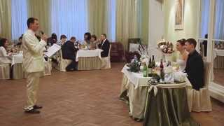 видео свадебный ресторан