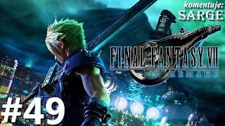 Zagrajmy w Final Fantasy 7 Remake 2020 PL odc. 49 - Wspinaczka
