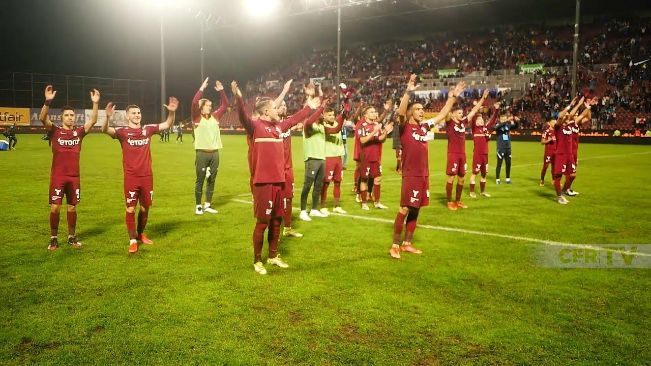 CFR Cluj - FCSB 4-1 | Bucurie în FAMILIE