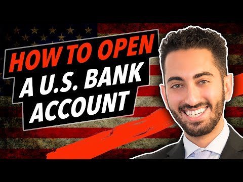 How To Open U.S. BUSINESS Bank Account Remotely WITHOUT Visiting The U.S. (NEW SERVICE)