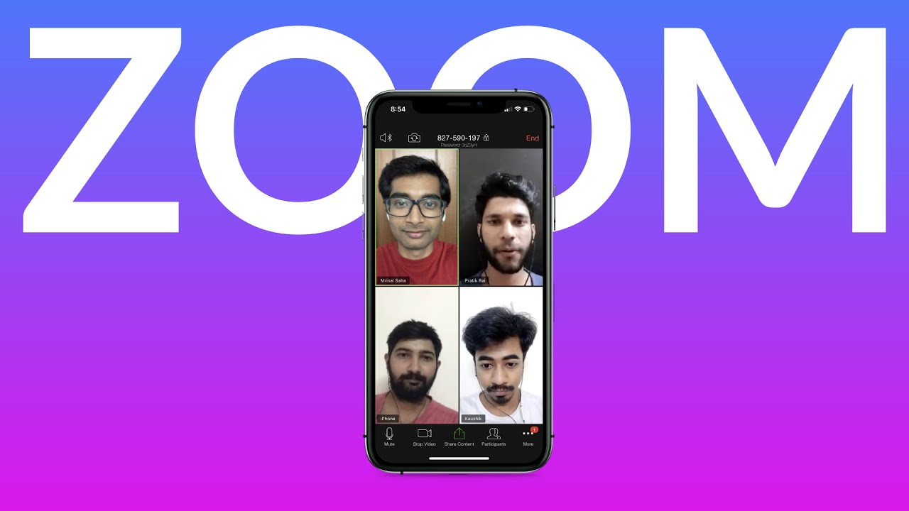 Cool iPhone and iPad hack for Zoom users