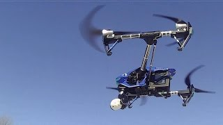 Dji Inspire 1 Good Look Chrome Sun