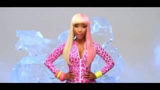 "Nicki Minaj ""Super Bass"" Official Music Video Makeup Tutorial #1"