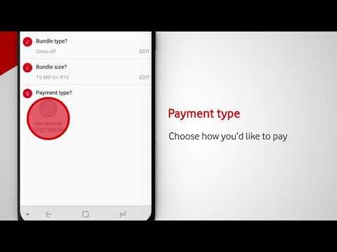 My Vodacom App | Vodacom