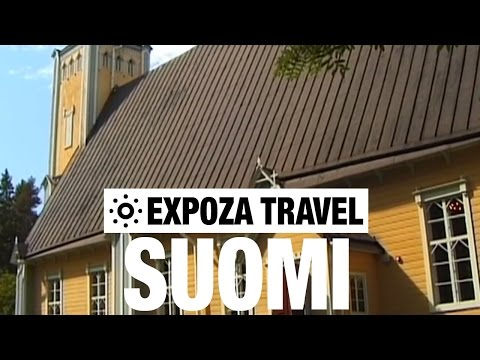 Suomi (Finland) Vacation Travel Video Guide
