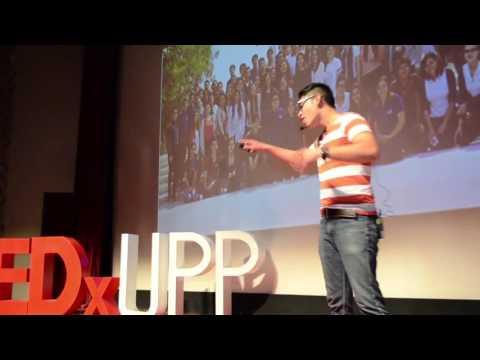 Mérida: Apaláncate de tus limitantes, conviértete en un líder social | JUAN DIEGO BALAM | TEDxUPP