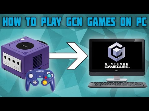 How to Play GameCube Games on PC! Dolphin Emulator Setup Tutorial! GNC Games on PC!