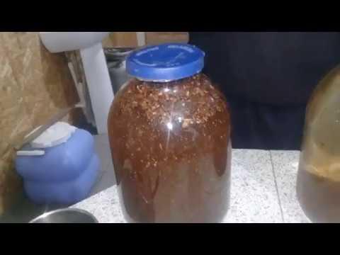 Натуральный коньяк в домашних условиях Homemade Cognak