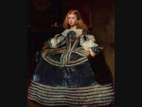 Meditation on 'Infanta Margarita Teresa in a Blue ...