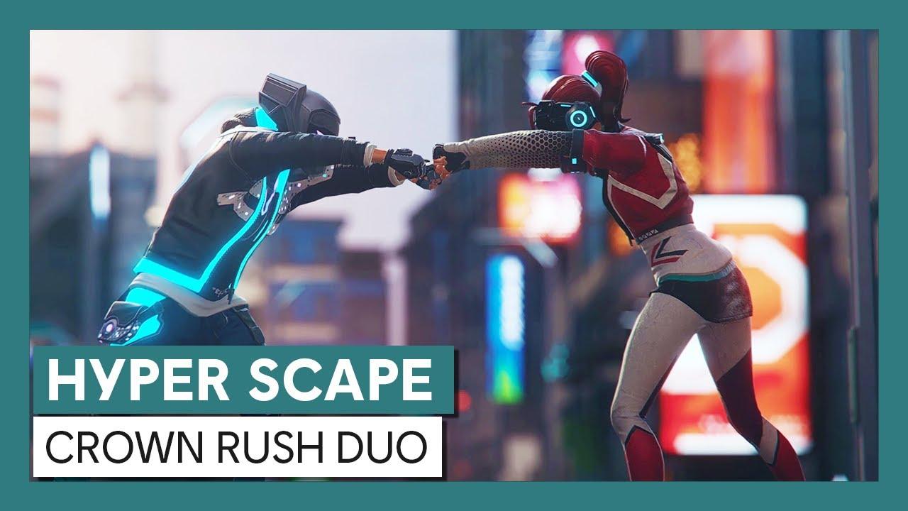 Hyper Scape: Zwiastun Trybu Duo