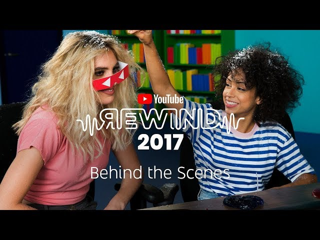 The VisualizED YouTube Rewind 2017: Behind the Scenes | #YouTubeRewind Youtube Videos