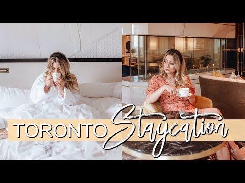 FAIRMONT ROYAL YORK | Room Tour & Fairmont Gold | Toronto Staycation