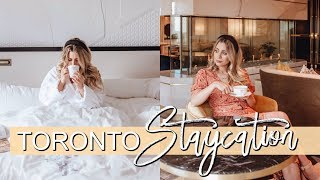 FAIRMONT ROYAL YORK | Room Tour & Fairmont Gold | Toronto Staycation