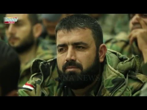 Syrian Desert Eagles / War report [Eng Subs]