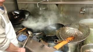 Making Wor Wonton Soup!