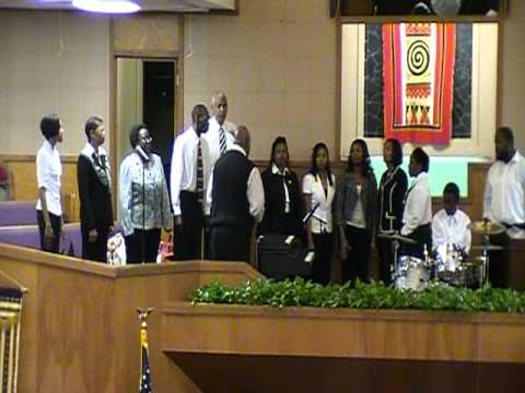 "GSPMBC Youth & Young Adult Choir - ""My Soul Doth Magnify ..."