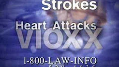 Vioxx TV Ad For Mass Tort Lawyers