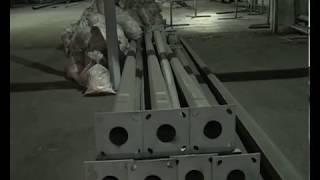 видео Подготовка производства металлоконструкций
