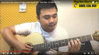[Guitar] Người Em Xóm Đạo - Bolero Căn Bản