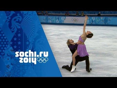 Figure Skating - Ice Dance Free Dance - Davis & White Win Gold | Sochi 2014 Winter Olympics