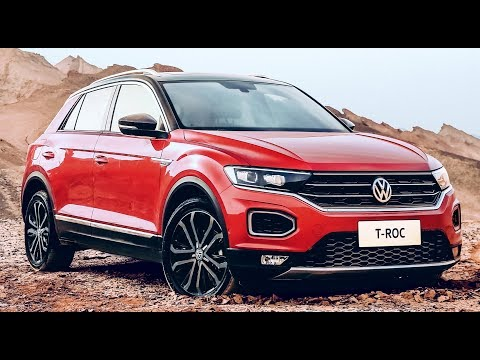 Volkswagen T-Roc 2019 Review | Обзор (Interior, Exterior)