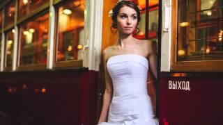 Свадьба Евгении и Артема  Макияж и прическа невесты Надежда Зверева  Слайд шоу