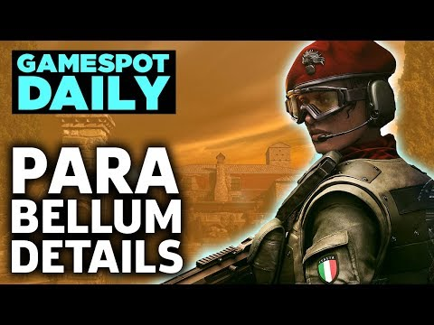 Rainbow Six Siege: Operation Para Bellum Release And Details - GameSpot Daily