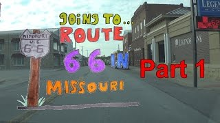 Route 66   1 of 17   Jefferson City to Near Rosebud