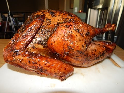 Co Ng Turkey On Your Outdoor Grill
