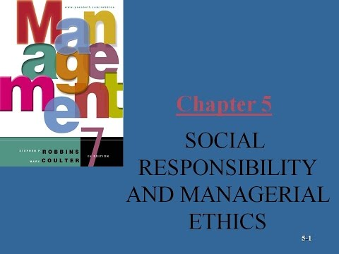 social-responsibility-and-managerial-ethics-chap:#5