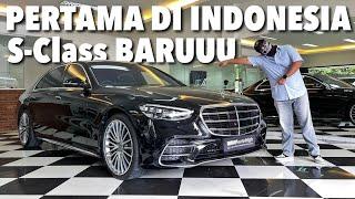 Review pertama di Indonesia S-Class TERBARU   Mercedes-Benz S500