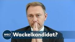 WELT DOKUMENT: Nach Thüringen-Debakel - Lindner stellt Vertrauensfrage