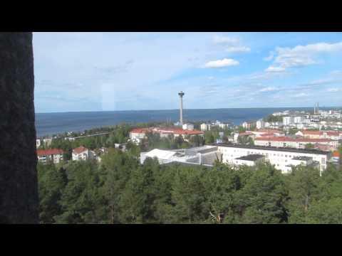 Recomend visit Pyynikki Observation Tower Café Tampere Finland