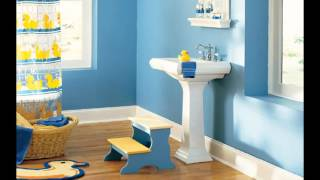 Creative Kids bathroom decor ideas