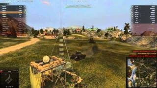 World Of Tanks M2 Light Tank Death from Above