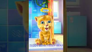 Teddy Bear Teddy Bear  Nursery rhymes  kids poem channel