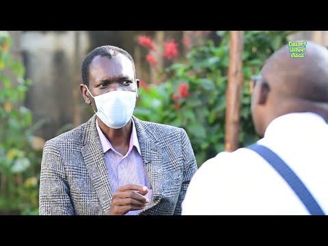 Dr Patrick Ogwang on Desert Island Discs with Simon KASYATE