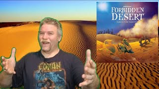 Tabletop Takeout 040 - Forbidden Desert by Gamewright