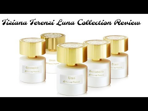 TIZIANA TERENZI LUNA COLLECTION FULL REVIEW