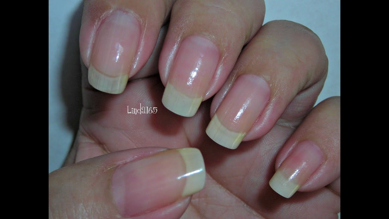 Three Products for Strong Nails - Tres Productos para Obtener Uñas ...