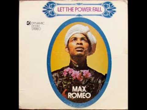 Max Romeo - Let The Power Fall - 1971 [FULL ALBUM]