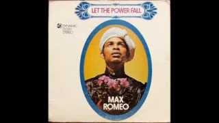 Max Romeo - Let The Power Fall - 1971 [FULL ALBUM]